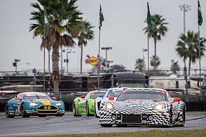 IMSA Breaking news IMSA Sporting Rules released as successful Daytona test concludes