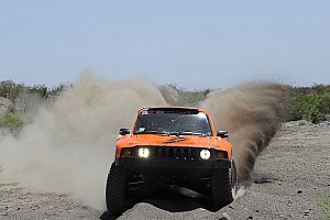 Dakar Stage report 2014 Dakar Rally Stage 5: Robby Gordon