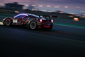 Endurance Race report Victory for Dubai based Dragon Racing in Pro-Am class