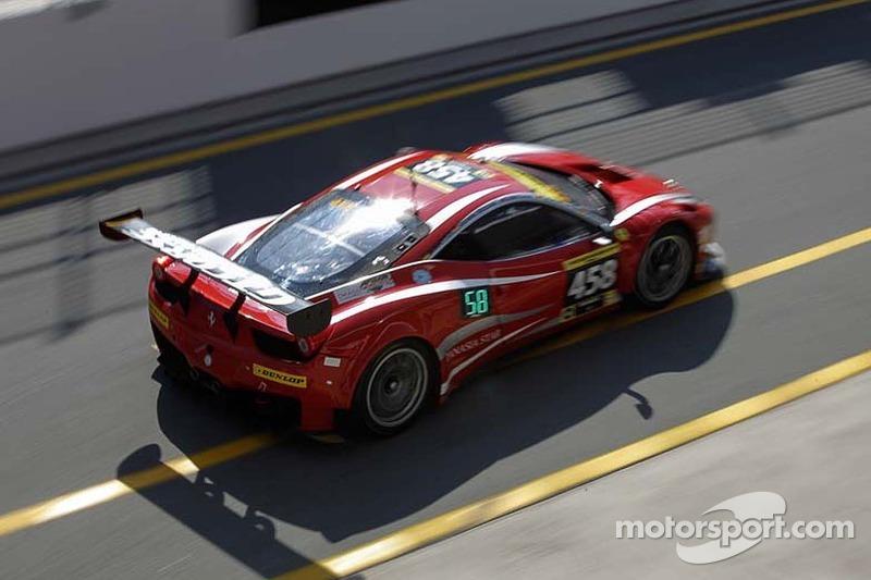 Ferrari: Class win in the Dubai 24 Hours