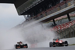 Formula 1 Breaking news Marussia, Lotus hit back at 2014 doubts