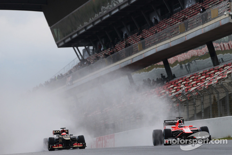 Marussia, Lotus hit back at 2014 doubts