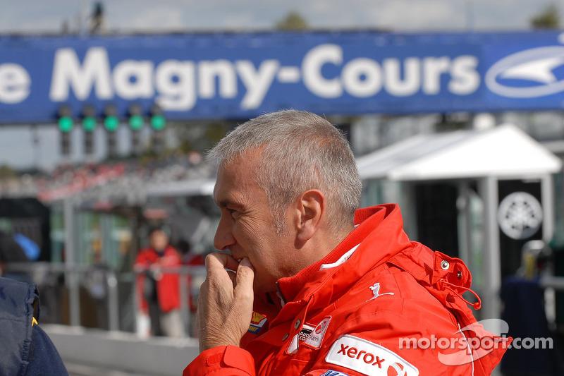Davide Tardozzi returns to Ducati
