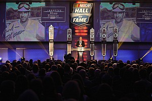 NASCAR Breaking news NASCAR Hall of Fame opens its doors for free