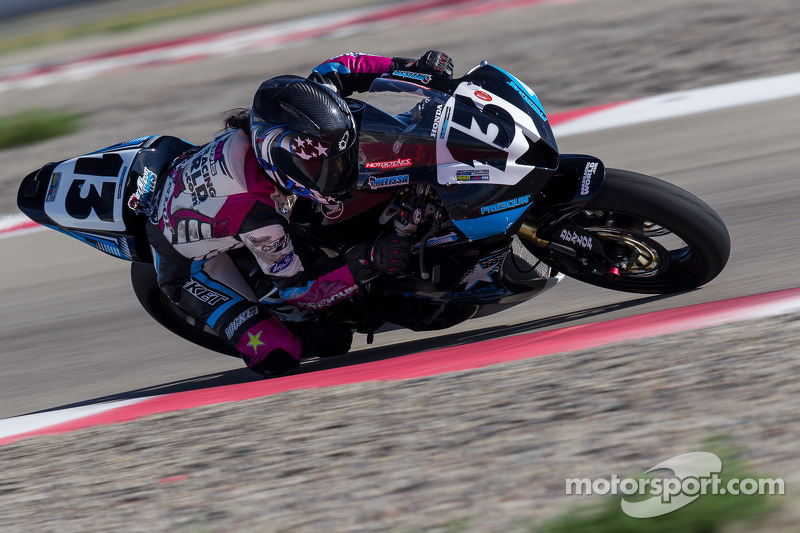 Melissa Paris joins Team Stratos for the Spanish RoadRacing Championship