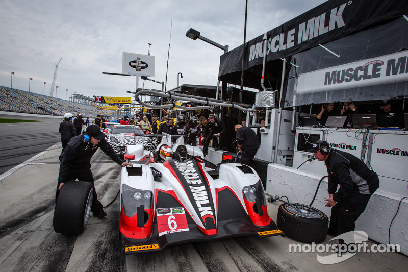 Muscle Milk Pickett Racing: Challenge accepted - video