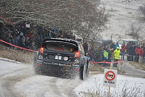 WRC Race report M-Sport makes it to Monaco