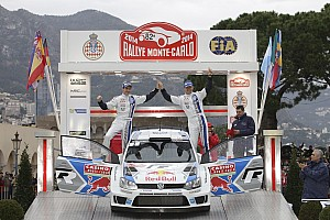 "WRC Race report ""Monte"" victors Ogier/Ingrassia enjoy triumphant celebrations in Monaco"