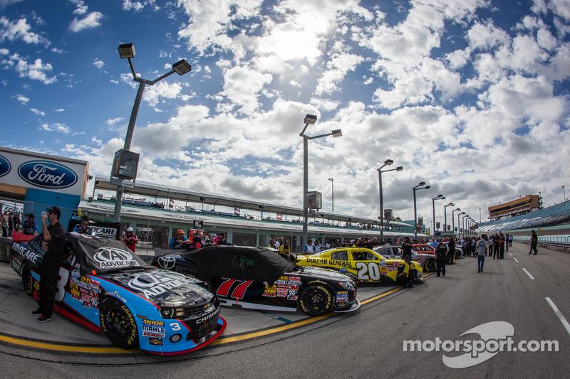NASCAR adapts knockout qualifying