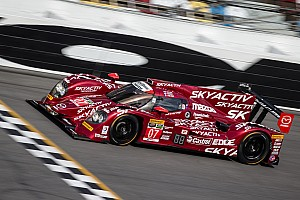 IMSA Breaking news Mazda joins forces with IMSA as Official Automotive Partner