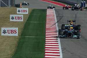 Formula 1 Breaking news 2014 to be last season for F1 sponsor UBS