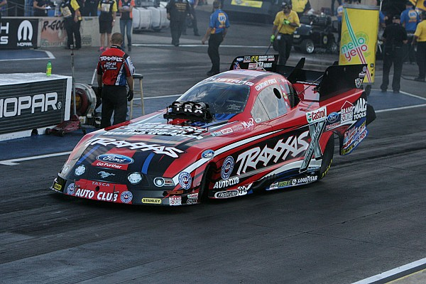 Courtney Force eager to repeat at Winternationals