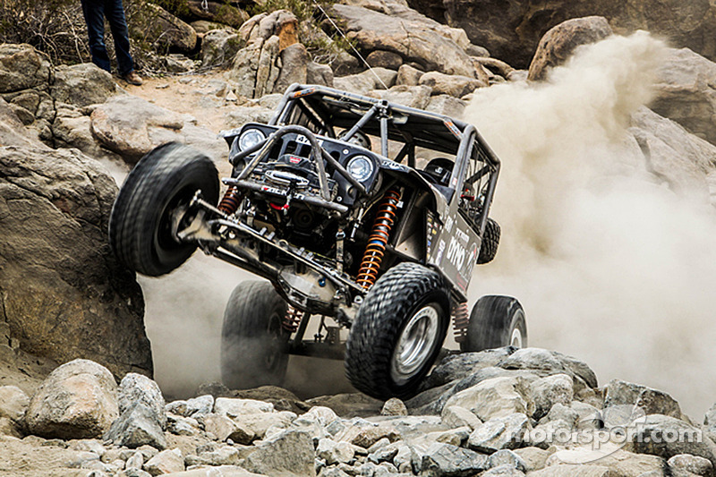 The inside story of the King of the Hammers - part 4