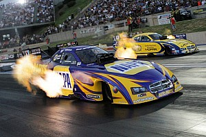 NHRA Race report Capps rebound but another Dodge body takes a hit at Pomona