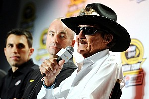 NASCAR Cup Breaking news Danica cannot win with other cars on track - Richard Petty