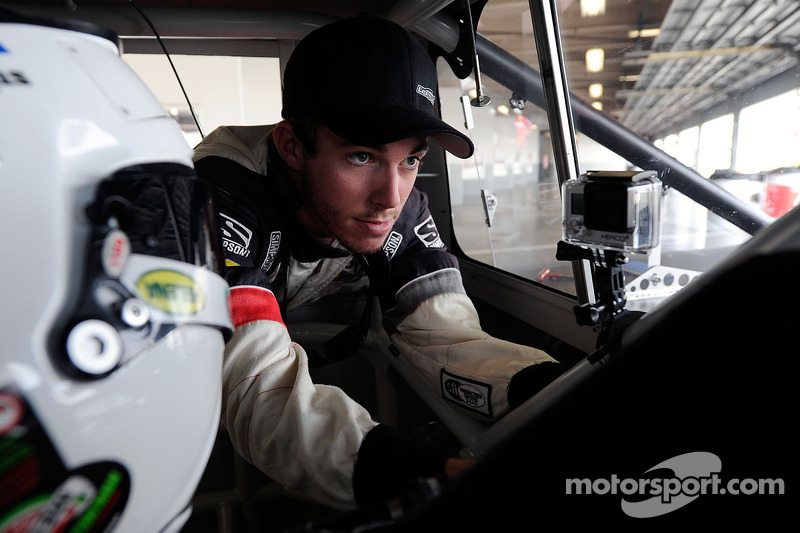 Chastain to pilot No. 92 Ford NCWTS entry in 2014