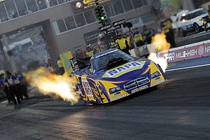NHRA Preview Capps, NAPA Dodge team ready to defend Phoenix title