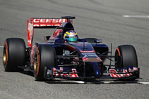 Formula 1 Testing report A good test day two for Toro Rosso at Bahrain