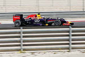 Formula 1 Testing report Some good laps for RB10 today at Bahrain