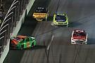 Danica Patrick involved in a multi-car accident on lap 145 at Daytona