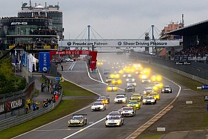 Endurance Breaking news The 24 Hours of the Nürburgring qualifying race: a prelude to the big event