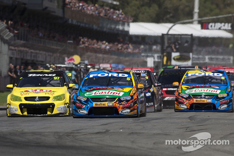 Fast facts for this weekend's Clipsal 500 Adelaide