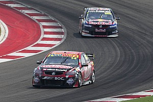 Supercars Race report Clean and trouble free for Coulthard at Adelaide