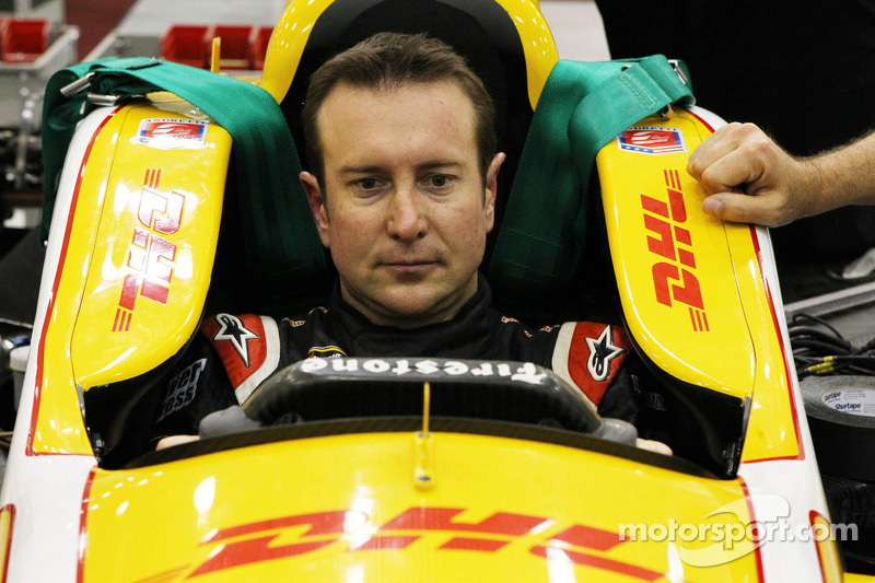 "Kurt Busch to attempt the ""Double"" with Andretti Autosport"