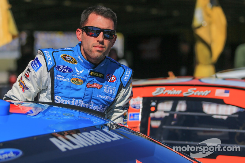 Almirola excited for first intermediate track of 2014
