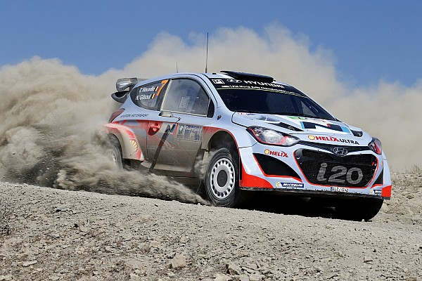 Steep learning curve as Hyundai Shell World Rally Team adapts to Mexican altitude