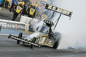 NHRA Preview Tony Schumacher ready for Gatornationals
