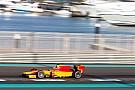Stefano Coletti and Raffaele Marciello complete three days of testing in Abu Dhabi
