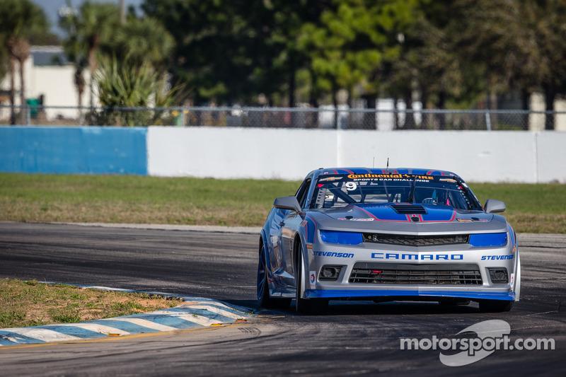 Strong start for Stevenson Motorsports at Sebring