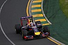 Ricciardo excluded from Melbourne result