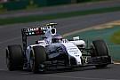 Williams still second best after Mercedes