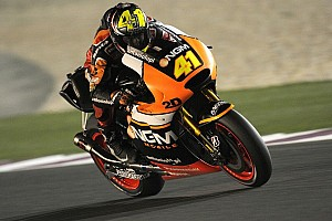 MotoGP Practice report Espargaro continues to lead on second day of practice in Qatar