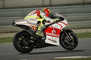 MotoGP Practice report Great second position for Iannone
