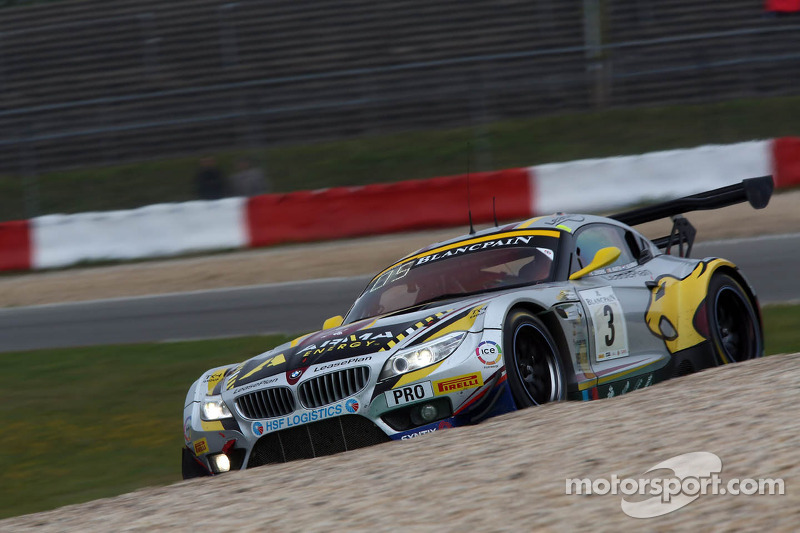 BMW Sports Trophy Team Marc VDS confirms entry for the 24 Hours of Spa