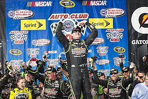 NASCAR Cup Race report Toyota NSCS California post-race notes and quotes