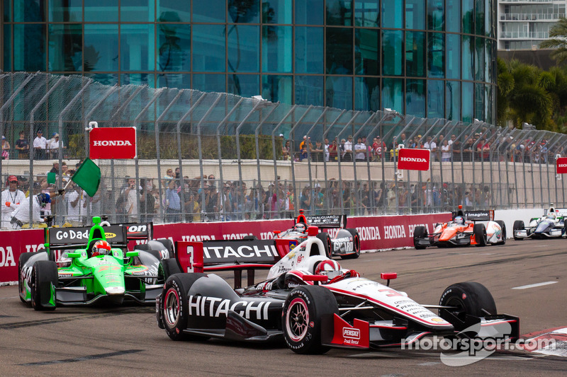 Ten worthless opinions: IndyCar preseason edition
