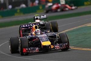 Formula 1 Breaking news Melbourne pace 'was a surprise' - Vettel