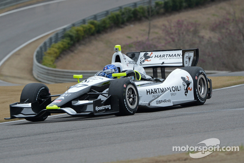 SFHR set for speed on IndyCar opening weekend