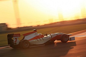 GP3 Breaking news GP3 Series returns to action in Estoril
