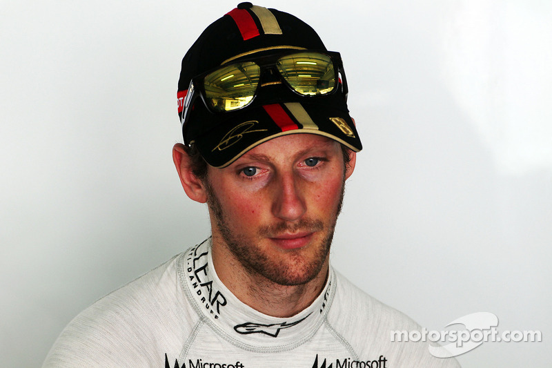 A difficult qualifying session for Lotus at Sepang