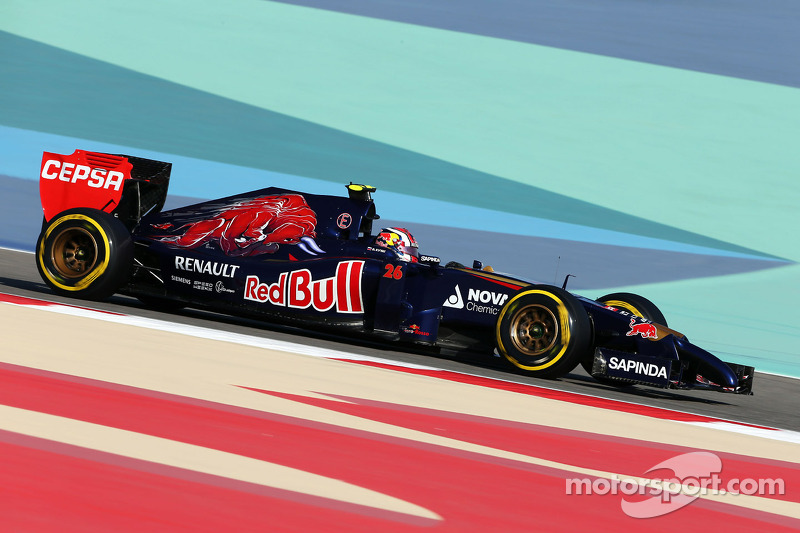 No Q3 for Toro Rosso at Bahrain