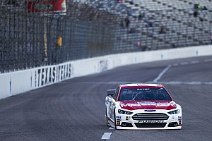 NASCAR Cup Qualifying report Bayne among the best in Texas qualifying