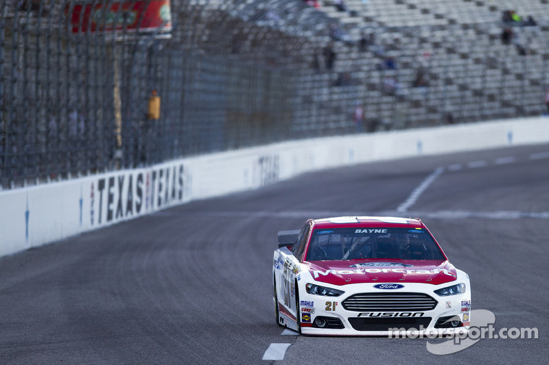 Bayne among the best in Texas qualifying