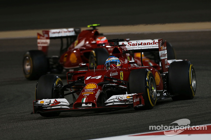 Ferrari: A long night in Bahrain for 3 points