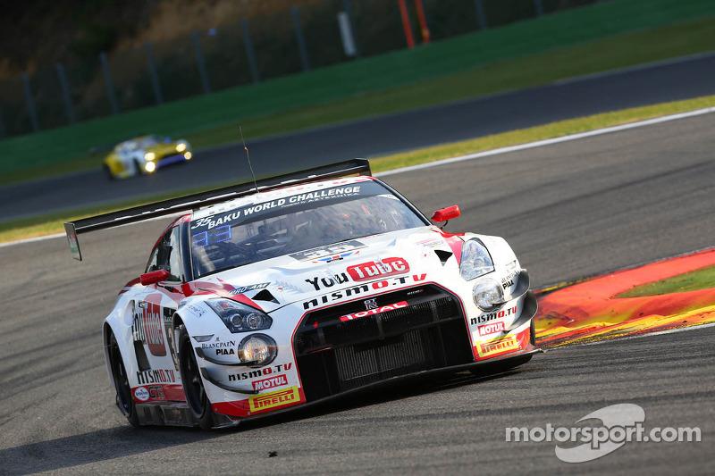 Sir Chris Hoy reveals Le Mans dream with Nissan - video