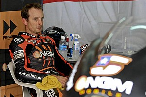 MotoGP Breaking news Colin Edwards stuns Austin press conference and announces retirement from MotoGP